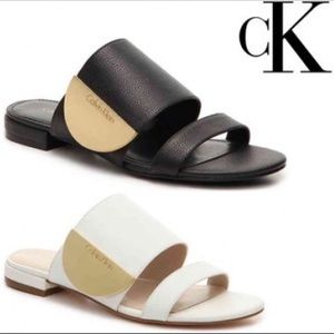 """Calvin Klein """"Brinda"""" Flats"""